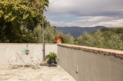 Agriturismo La Romagnana - l'aia