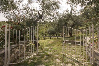 La Romagnana Agriturismo- giardino