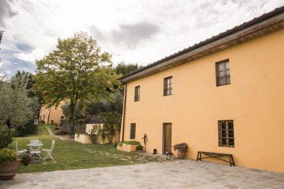 Agriturismo La Romagnana - spazio esterno