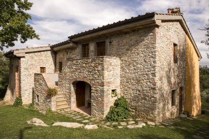 Agriturismo La Romagnana - il casolare