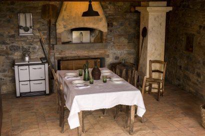 La Romagnana Agriturismo- forno a legna