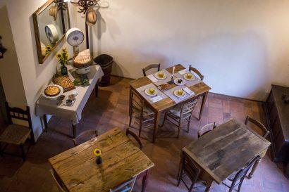 Agriturismo La Romagnana - colazione a buffet