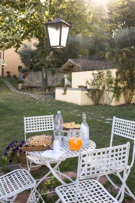 Agriturismo La Romagnana - merenda allaperto
